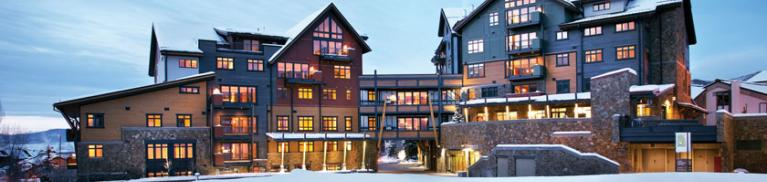 Ski-in/Ski-Out Luxury at One Steamboat Place